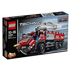 Lego Technic 42068 - Flughafen-Löschfahrzeug: Amazon.de: Spielzeug