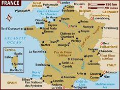 frankrijk kust - Google zoeken