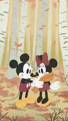 Mickey Mouse Wallpaper, Disney Phone Wallpaper, Cartoon Wallpaper Iphone, Cute Cartoon Wallpapers, Mickey And Minnie Love, Disney Mickey Mouse, Disney Artwork, Disney Drawings, Disney Background