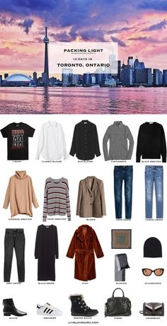 53ee274f8e3 If you are wondering what to pack for a 10 day vacation to Toronto