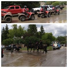 """""""Either way it's a Best job in the world! Emergency Responder, Good Job, Calgary, Photo Credit, 4x4, Police, Monster Trucks, Fire, Twitter"""