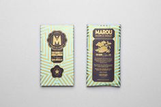 Marou Chocolate Wallpaper* special edition / designed by Rice Creative