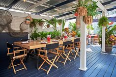 An Outdoor Haven in the Urban Jungle