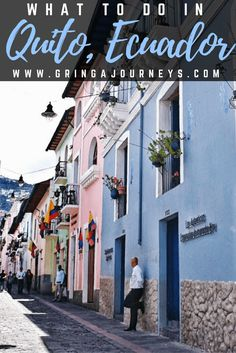 If you're planning a trip to Quito in the near future, here are the 10 things that you absolutely shouldn't miss on your visit to Ecuador's capital.