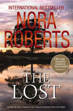Treasures Lost, Treasures Found/Mind Over Matter I Love Books, Good Books, Books To Read, Big Books, Book Club Books, Book Lists, The Book, Nora Roberts Books, Reading Rainbow