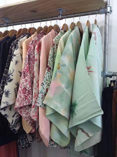#Vintage #Haori #Kimono #VintageShop #Fashion #SS14 #FashionTrend . In our shop at #BoxPark