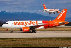 EasyJet Airline: Airbus A319-111