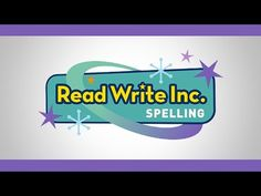 Watch our 2 minute video to get a quick overview of Read Write Inc. Home Learning, Fun Learning, Ruth Miskin, Read Write Inc, Eyfs, Teaching Tips, Teaching English, Phonics, Spelling
