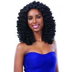 Freetress Equal Wand Curl Collection Braided Wig - Bubble Wand