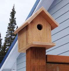Ana White | Build a Kids Kit Project: $2 Birdhouse | Free and Easy DIY Project and Furniture Plans