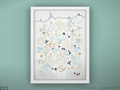 Baby Art  Yogurt  Unframed Print  11 3/4  x 15 by LeoLittleLion, $29.00