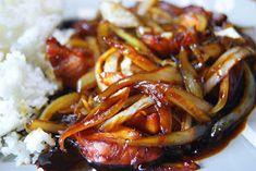 Taste Inspirations: Tajemnica barów orientalnych - Kurczak po wietnamsku ! i ! Kielbasa, Wok, Bon Appetit, Stew, Cake Recipes, Food And Drink, Cooking Recipes, Tasty, Meals
