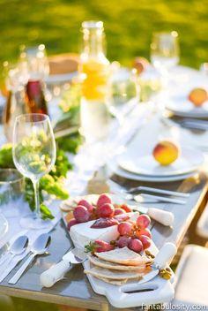 Unique Outdoor Party Food Ideas