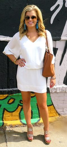 White Dress by Srathardforlife