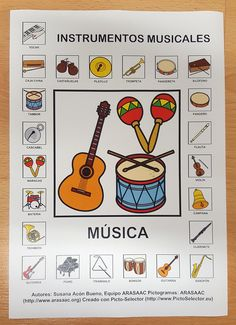 Preschool Spanish, Pyramids Egypt, Music Crafts, Music Wall, Music Activities, Music For Kids, Recycled Art, Interactive Notebooks, Music Education