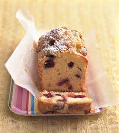 Cake aux griottes