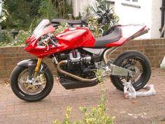 Moto Guzzi MGS