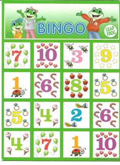 * Bingo cijfer! 4-4