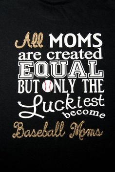 Baseball Moms shirt by BurlapandLaceSC1 on Etsy