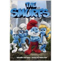 The Smurfs --- http://www.amazon.com/The-Smurfs-Neil-Patrick-Harris/dp/B003Y5H5AG/?tag=wwwvisionaryl-20