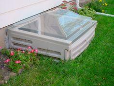 egress window wells | Egress Window Well Covers - Window Wells | Redi-Exit