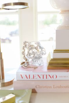 valentino fashion book on Pink Peonies by Rachel Parcell