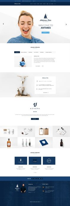Hydrus Web Design Inspiration 5