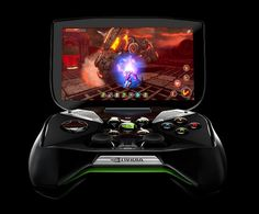 Nvidia Project Shield Portable Handheld PC Game System | stupidDOPE.com | Lifestyle Magazine