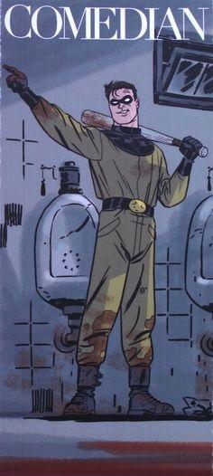 Minuteman - Comedian by Darwyn Cooke *