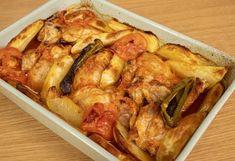Köfteli Yelpaze Patates Tarifi - Güncel Tarif Shrimp, Good Food, Meat, Chicken, Foods, Fun, Food And Drinks, Food Food, Clean Eating Foods