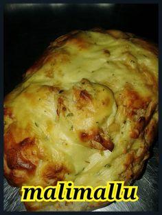 ....:::: Cozinha da Malimallu ::::....: Pão de Alho (Creme de Alho)