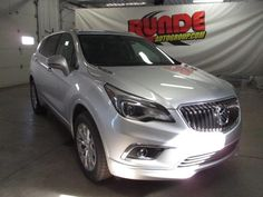 Check out the 2017 Buick Envision FWD Essence at RundeAutoGroup.com! Chevrolet Dealership, Buick Envision, Tri State Area, Used Cars And Trucks, Vehicles, Check, Car, Vehicle, Tools