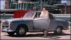 Columbo and his 403
