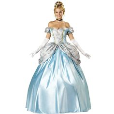 Enchanting Princess Elite Collection Adult Costume from BuyCostumes.com