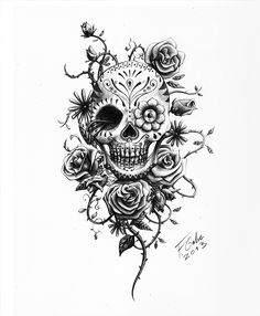 Skull Design on Behance