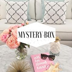 🚨BLACK FRIDAY 🌸MYSTERY BOX🌸 🌸 MYSTERY BOX 🌸 • I try hard to make each box perfect for you! • Please comment the info I need if you're interested, and I'll make you a listing! • The total value of your items will always be MORE than what you paid for your box!! •Please give me your sizes before buying so I can check availability! • No returns or exchanges, feel free to resell! •  Thank you for reading! xx Forever 21 Other