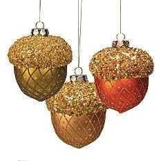 Woodland Christmas Ornaments - Woodland Christmas Decorations - Frontgate