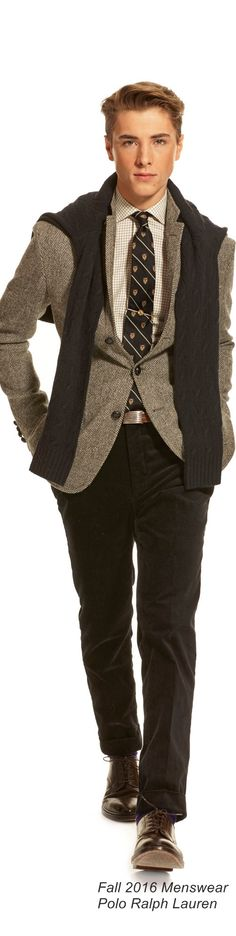 Fall 2016 Menswear Polo Ralph Lauren