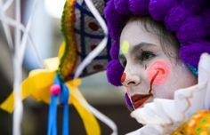 Carnival in Santa Cruz de Tenerife #canaries #fancydress