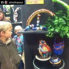 @artwithasoul #Gourds #Cullman  I love the gourd show!  People are so creative. #gourdart #artwithasoul October 17 2015 at 03:56PM
