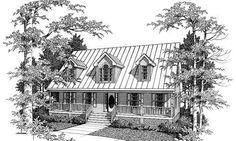 HousePlans.com 10-207