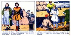 Sergej Solovjev was born in Russia, but he escaped to Serbia in 1920 and, like many other Russians, he became Yugoslav. Solovjev studied at the Academy of Art in Belgrade. His first comic 'Legija Prokletib' was a story of adventure and war. Sergej Solovjev had 31 comics printed in three different Serbian magazines (Mika Miš, Mikijevo Carstvo, Politikin Zabavnik) before the Nazi invasion in...