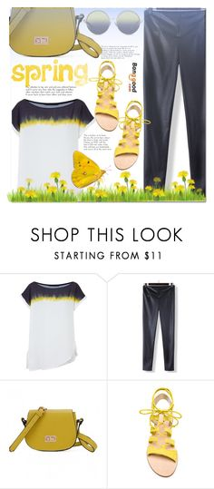 """Banggood  19"" by ladybug-100 ❤ liked on Polyvore featuring Cornetti and Matthew Williamson"