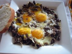 Lamb Kavurma with Eggs