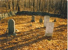 Haunted Graveyard, Enfield CT - Protected by Fed Cop...