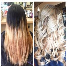 TRANSFORMATION: The Brass-Free Blonde | Modern Salon