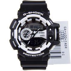 Casio G-Shock Analog Digital Watch GA-400-1ADR GA400