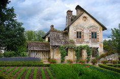 Le Hameau de la Reine, Versailles - one of my very favorite places in the world. . .