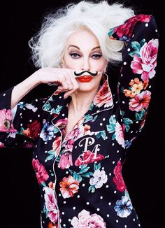 (100+) carmen dell'orefice | Tumblr
