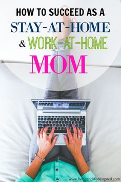 I really struggle juggling both being a Mom and working while I have my kids at home but these are awesome tips! I think they'll help me make my schedule a lot better to manage!